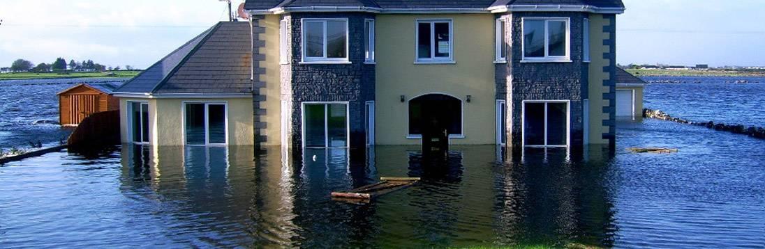 Flood Damage Residential Property