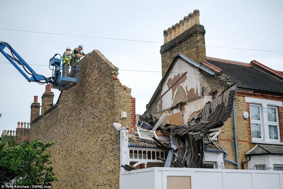 My neighbours builder caused damage to my home?